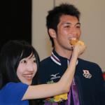 村田諒太の嫁は超出しゃばり!しかし内助の功がすごいし超仲良しだった!?